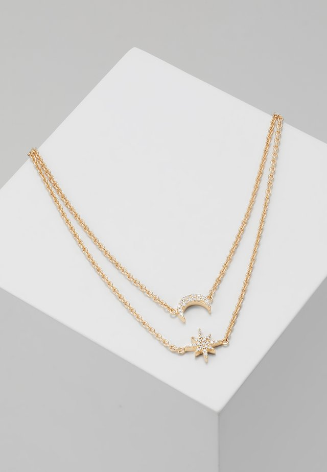 Halsband - rose gold-coloured