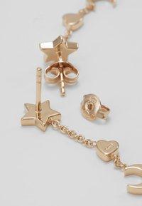 Emporio Armani - Earrings - rose gold-coloured - 2