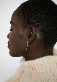 Emporio Armani - Earrings - rose gold-coloured - 1