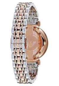 Emporio Armani - Horloge - silver-coloured/rosègold-coloured - 2