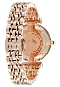 Emporio Armani - Watch - rosègold-coloured - 2