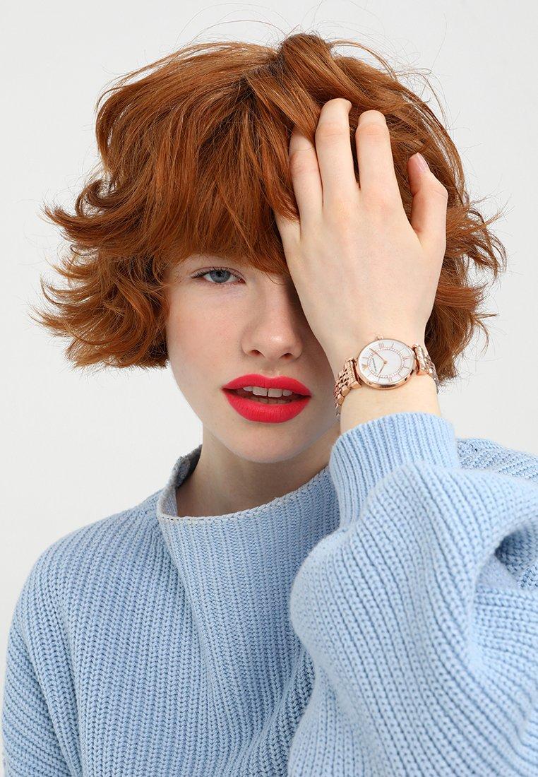 Emporio Armani - Watch - rosègold-coloured