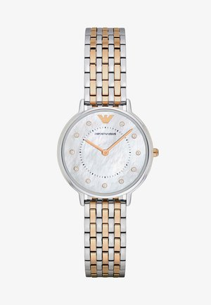 Watch - silver-coloured/rose gold-coloured