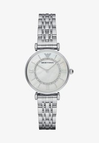 Emporio Armani - Horloge - silver-coloured - 1