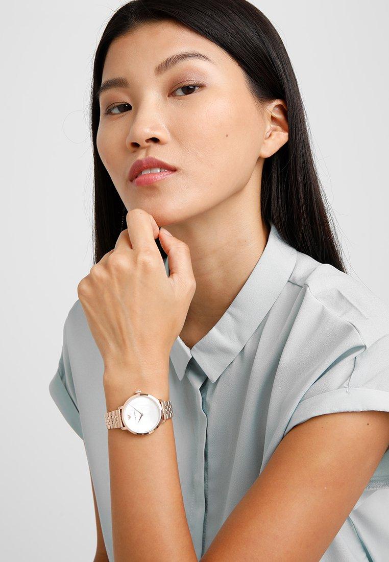 Emporio Armani - Watch - roségold-coloured