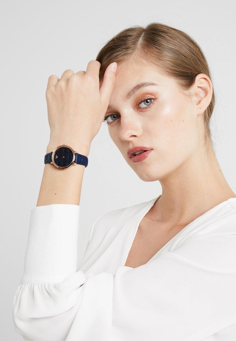 Emporio Armani - Uhr - blau