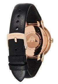 Emporio Armani - SET - Horloge - black - 2