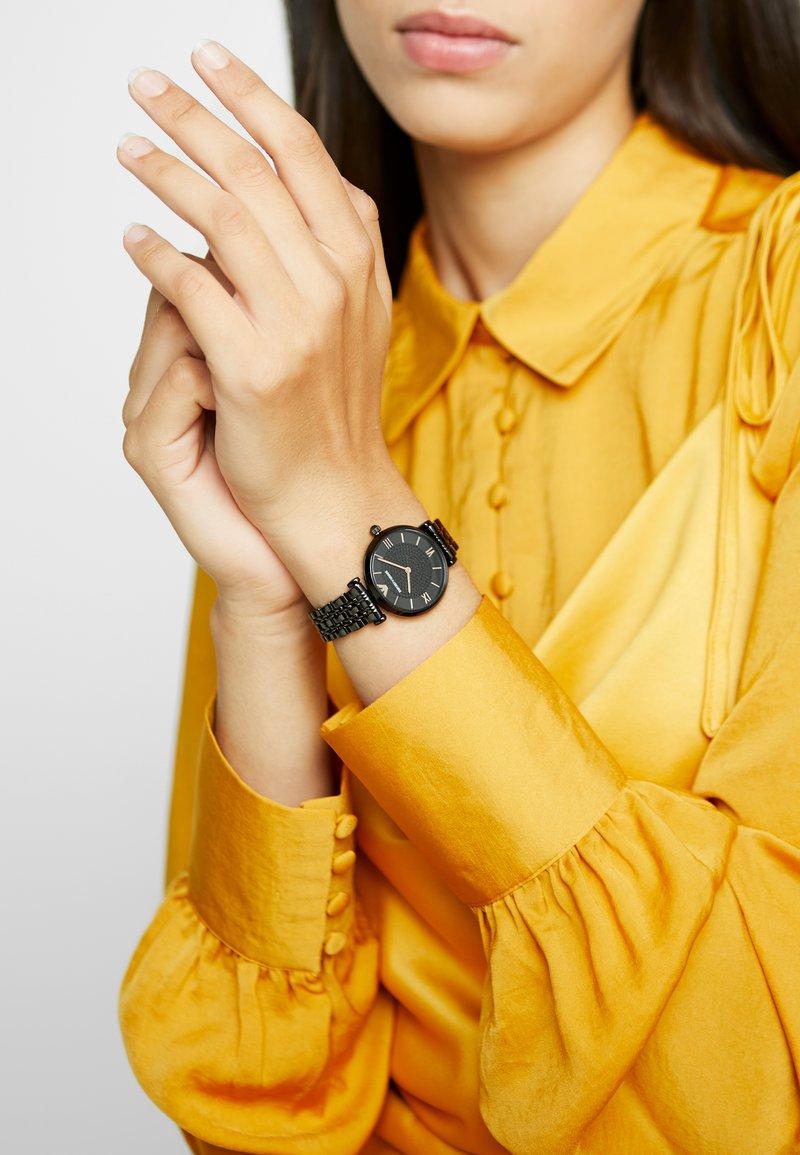 Emporio Armani - Reloj - black