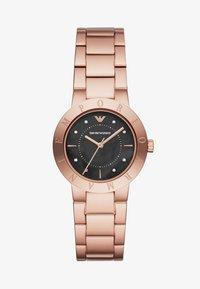 Emporio Armani - Horloge - rose gold-coloured - 1