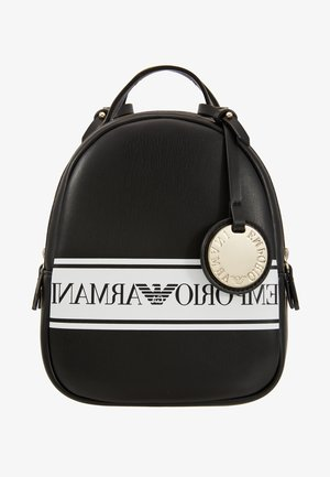 FRIDA BACKPACK STRIPE - Mochila - nero