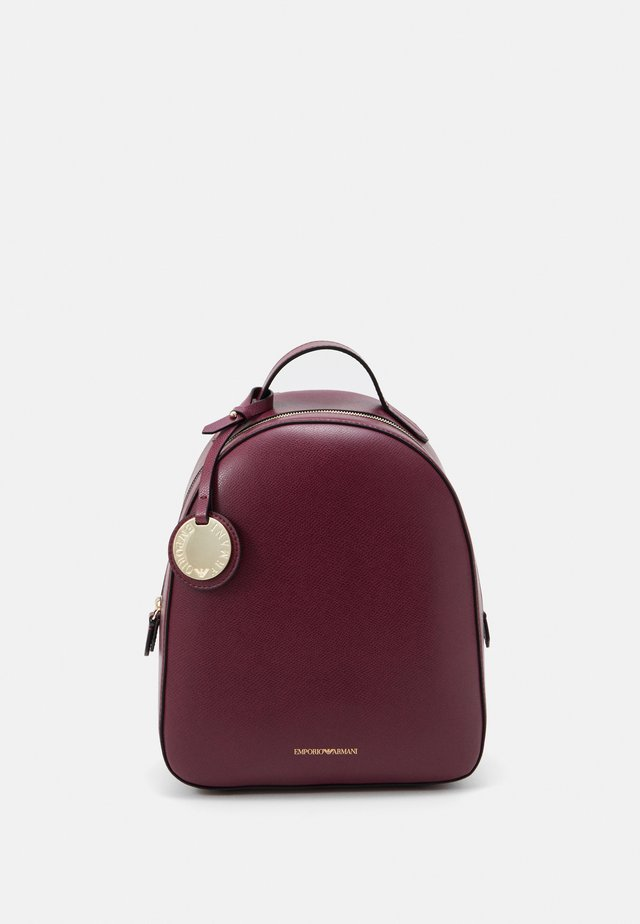 FRIDA WOMEN BACKPACK - Rucksack - vinaccia/nero