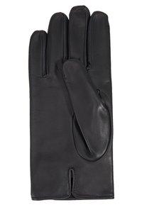Emporio Armani - MAN GLOVES - Rękawiczki pięciopalcowe - grigio - 3