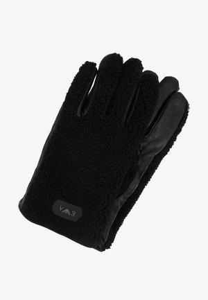 GUANTO ECOPELO MAN GLOVES - Handschoenen - nero