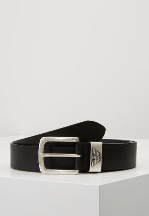 CINTURA - Cinturón - nero