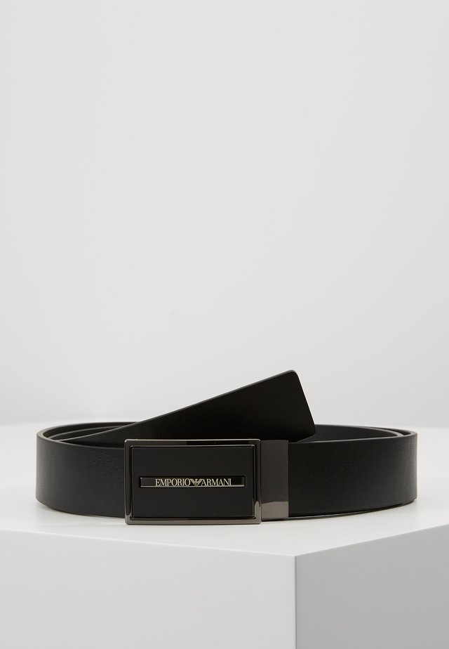 CINTURA - Belt - nero