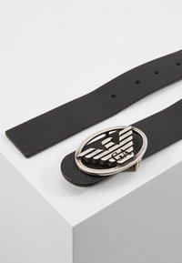 Emporio Armani - Belt - nero - 3