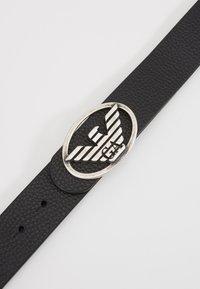 Emporio Armani - Belt - nero - 5