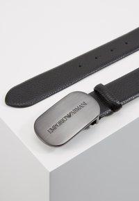 Emporio Armani - Belt - nero - 2