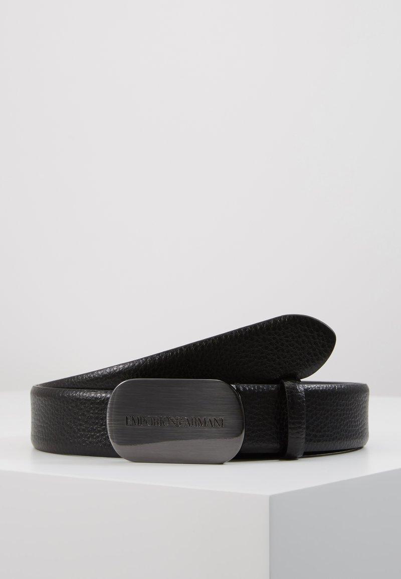 Emporio Armani - Belt - nero