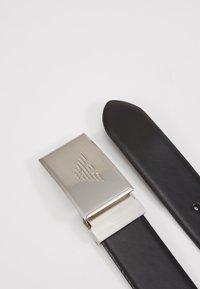 Emporio Armani - Cintura - black - 2