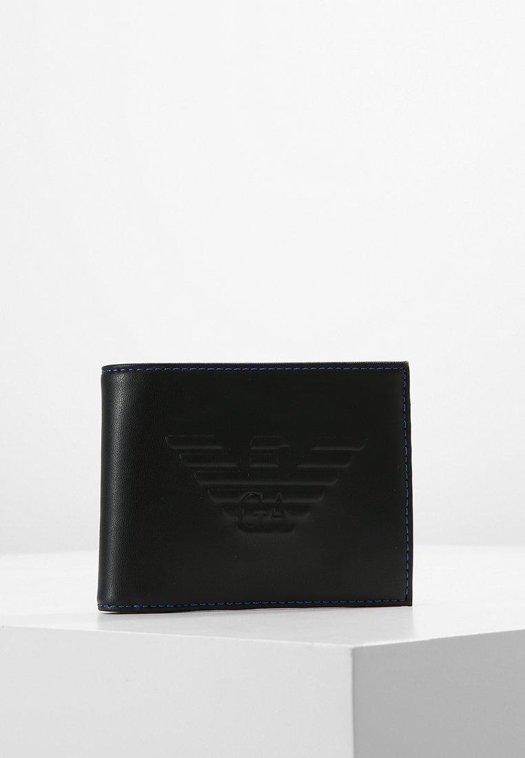 Emporio Armani - GIFT SET - Peněženka - black