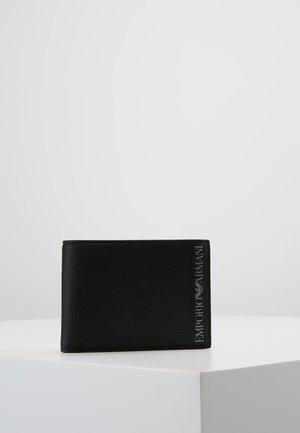 FOLD WALLET - Portafoglio - nero