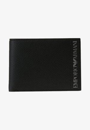 FOLD WALLET - Peněženka - nero
