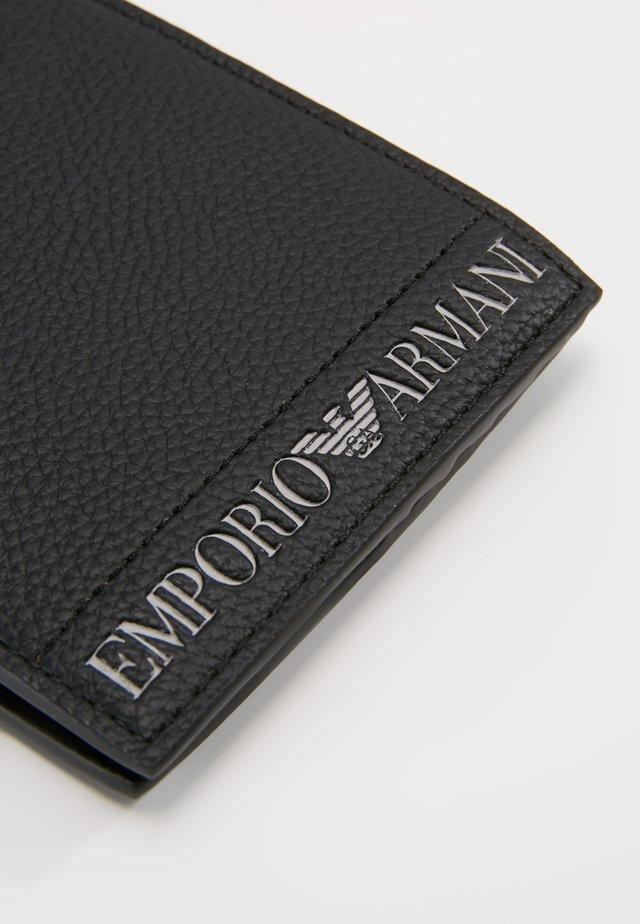 FOLD WALLET - Wallet - nero