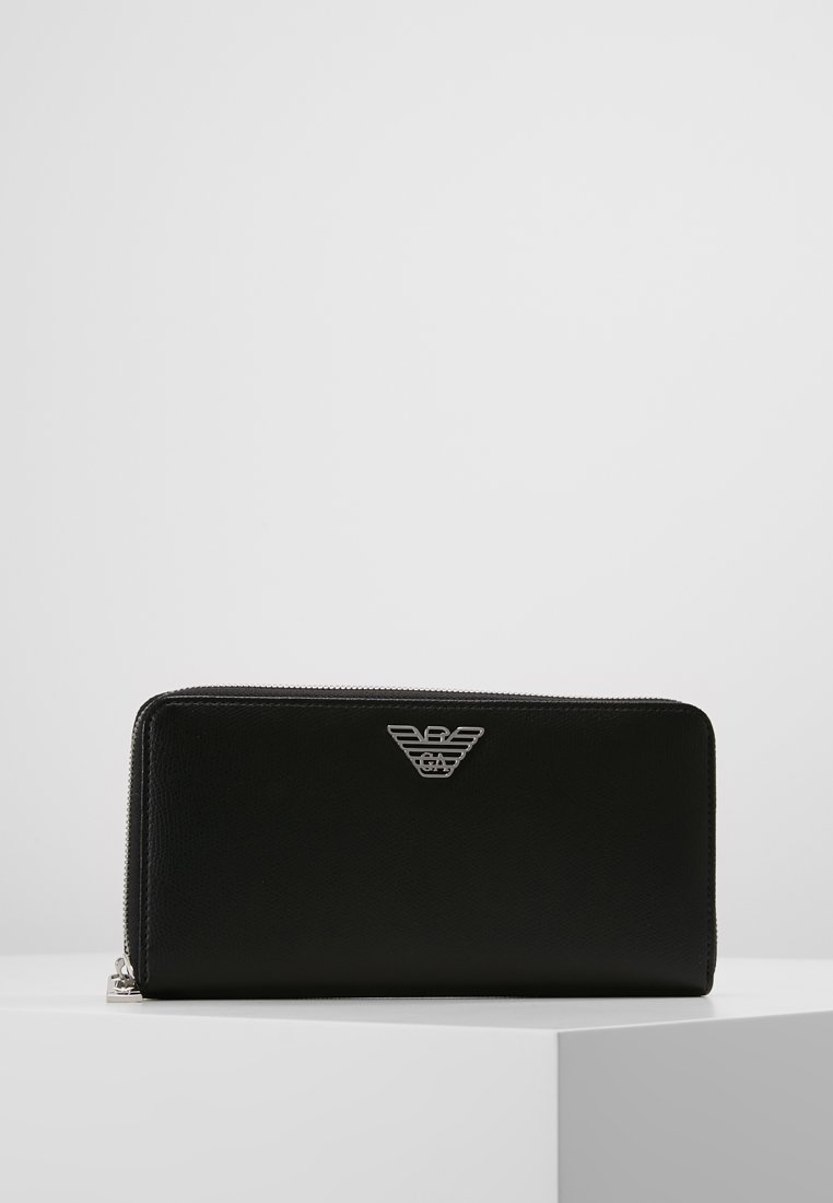 Emporio Armani - PORTAFOGLIO - Wallet - black