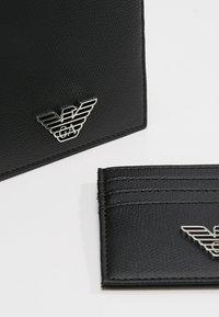 Emporio Armani - SET - Peněženka - black - 2