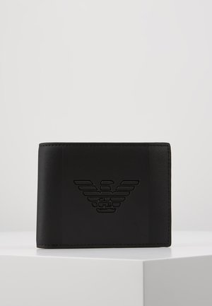 BILFOLD WALLET WITH COIN PURSE - Wallet - black