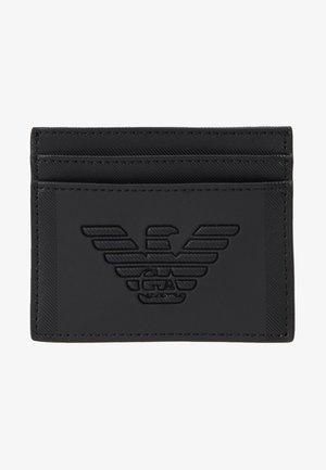 CREDIT CARD HOLDER - Étui pour cartes de visite - black