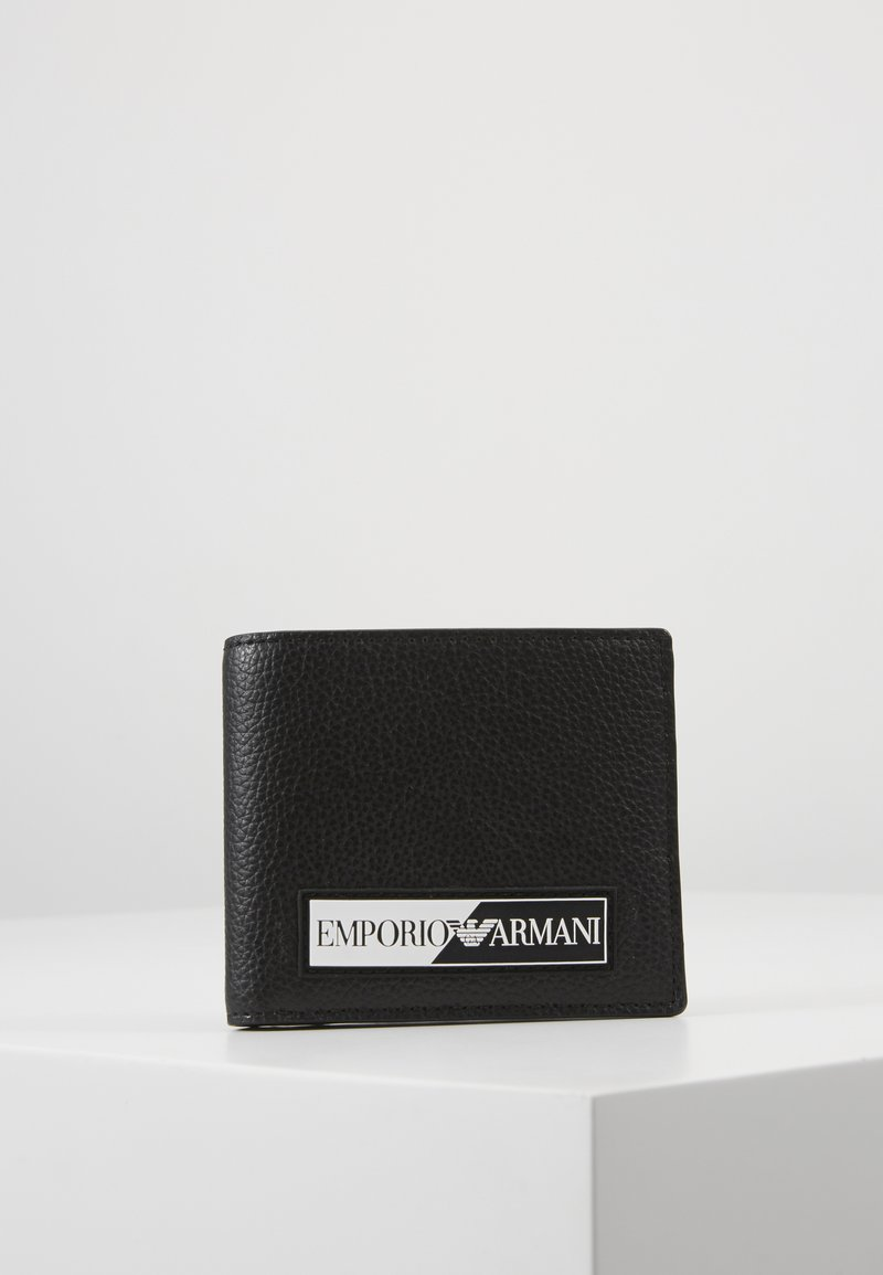 Emporio Armani - Portafoglio - black
