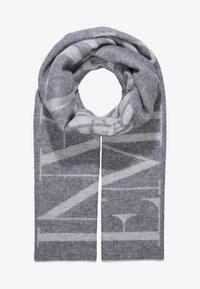 Emporio Armani - SCIARPA  - Scarf - cement grey - 2