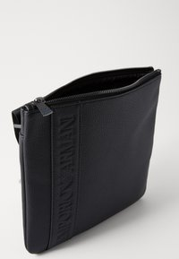 Emporio Armani - PIATTINA PICCOLA - Across body bag - nero - 2