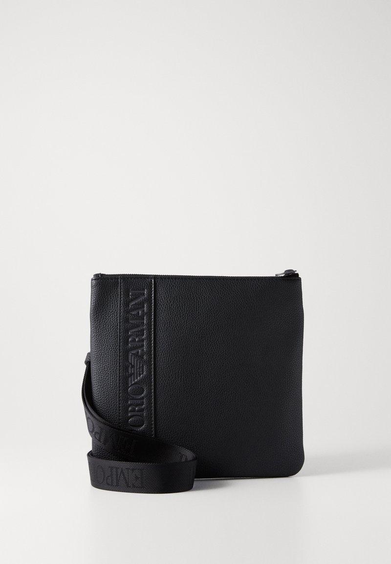 Emporio Armani - PIATTINA PICCOLA - Across body bag - nero