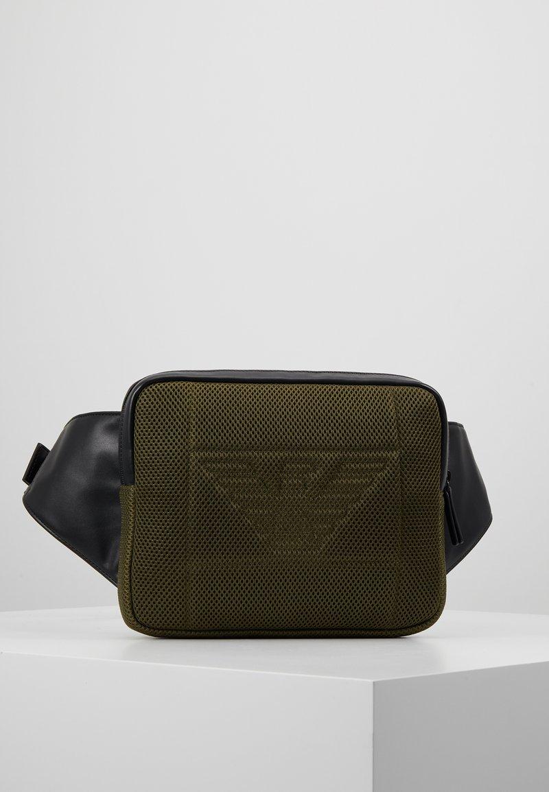 Emporio Armani - WAISTBAG - Bum bag - military