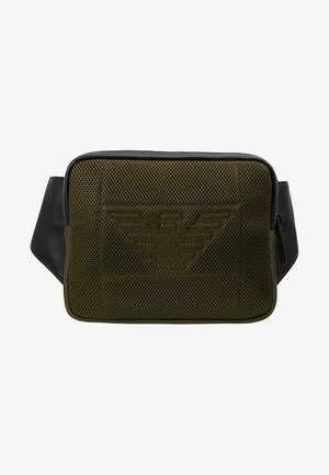 WAISTBAG - Ledvinka - military