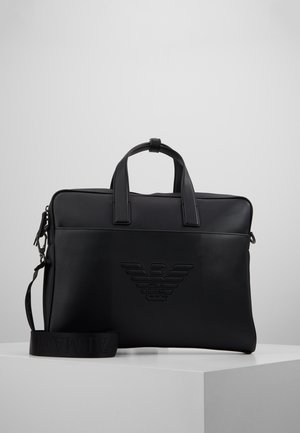 BRIEFCASE - Ventiquattrore - black