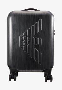 Emporio Armani - UNISEX - Valise à roulettes - grey - 1
