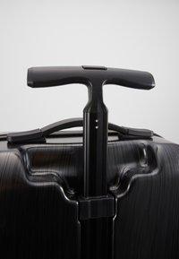 Emporio Armani - UNISEX - Valise à roulettes - grey - 5
