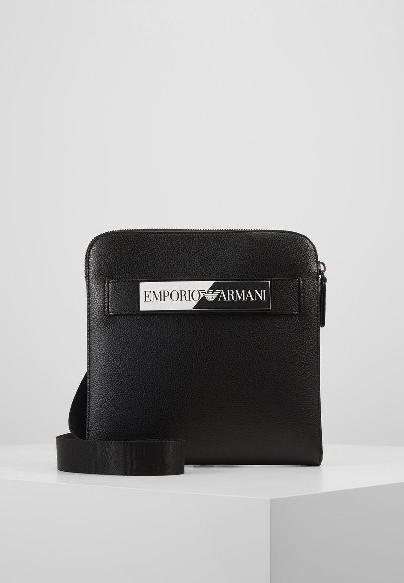 Emporio Armani - Schoudertas - black