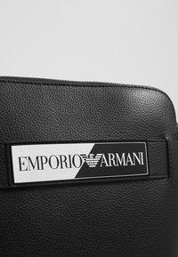 Emporio Armani - Schoudertas - black - 5
