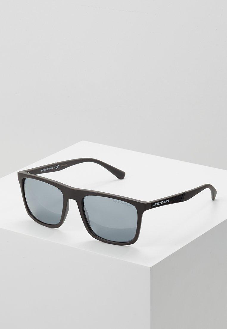 Emporio Armani - Solbriller - matte mud