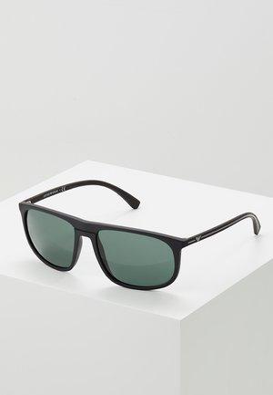 Zonnebril - black rubber