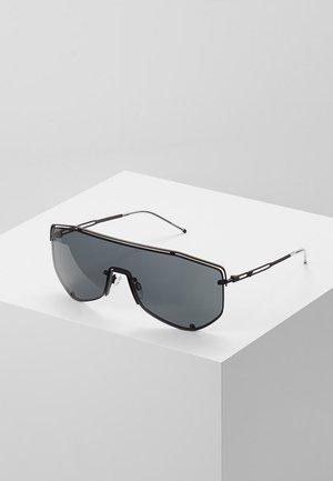 Occhiali da sole - matte black/grey