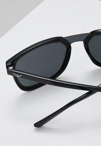 Emporio Armani - Solbriller - black/grey - 4