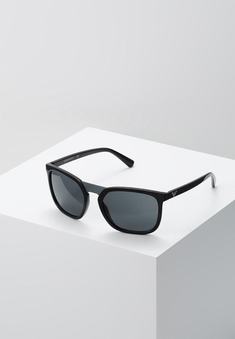 Emporio Armani - Solbriller - black/grey