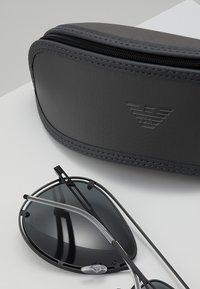Emporio Armani - Solbriller - matte black - 2