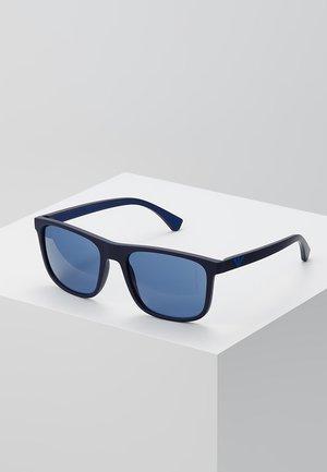 Okulary przeciwsłoneczne - matte blue